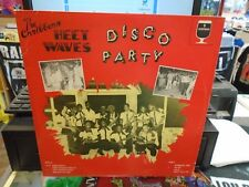 The Caribbean Heet Waves Disco Party [Reggae Afro-Cuban] LP Guiness Records EX