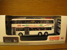 """HONG KONG KMB BUS DENNIS DRAGON AIR-COND 11m """"Farewell"""" AD336 Route: 3C"""