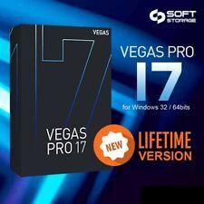 MAGIX SONY VEGAS Pro 17.0 - LIFETIME - 100% SECURE - Windows - 64-Bit - Pro