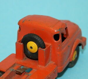 DTF106 - Roue de secours pour Willeme fardier 36A Dinky Toys