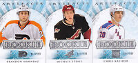12-13 Artifacts Michael Stone /999 Rookie RC