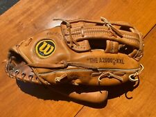Awesome Vintage USA Wilson A2000 XXL Adult Softball Glove