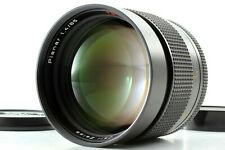 【EXC+5】 Contax Carl Zeiss Planar T* 85mm F1.4 MMJ Lens CY Mount From JAPAN #2130