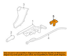 BMW OEM 12-16 328i Center Console-Park Brake Cable Clip 34406854898