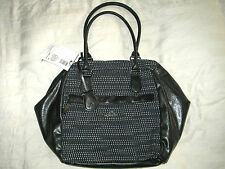 New Kipling HB6586-421 Everleigh Handbag - Multi Woven Blue