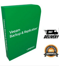Veeam Backup & Replication 10.0 Full 🔥[ Download Link - Fast Delivery]🔥