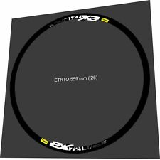 MAVIC EX 721  DECAL SET FOR TWO WHEELS