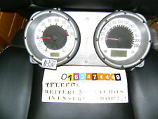 kombiinstrument vw polo 6n0920800 tachometer tacho cluster cockpit speedometer