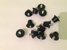 Sports Football Replacement Nylon Screw In Studs Set of 12 in pack