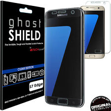 1x TECHGEAR (TPU) FULL COVERAGE Screen Protector for Samsung Galaxy S7 Edge