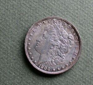 Morgan Dollar Silver 1900 O  Gem MS Beauty  Light Toning