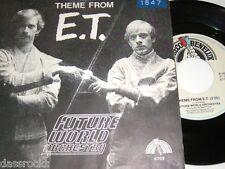 """7"""" - Future World Orchestra / Theme from E.T. Soundtrack - 1982 Dutch # 3810"""