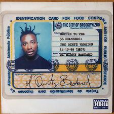 "Ol' Dirty Bastard ""Return to the 36 Chambers"" 2/LP"