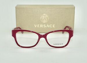 Brand New Ladies Versace Glasses Mod 3196 Versace Case With Free Sv Lenses