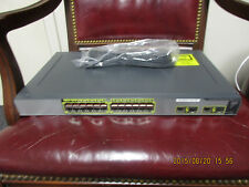 Cisco WS-CE500-24LC V01 Catalyst Express 500 Series 24 Port Switch