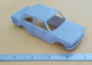 3D PRINTED 1/32 DATSUN 510 BODY. SLOT CAR BODY.  PLEASE READ!!!