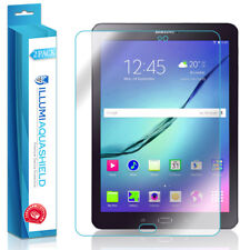 2x iLLumi AquaShield Crystal HD Screen Protector for Samsung Galaxy Tab S2 8.0