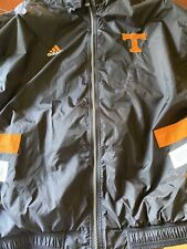 Tennessee Volunteers XL Adidas Black Windreaker