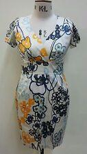 Cotton Blend Casual Floral Dresses for Women