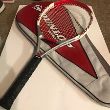 Dunlop Super Revelation 108 3 4 6/8L iSis Tech Tennis Racquet With Bag Euc