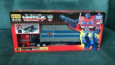 Transformers Takara Encore 01 Convoy G1 Optimus Prime Reissue (Unopened)