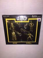 MIB 1996 Placo Products Star Wars Set of 4 Figure Key Chains