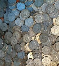 Roll of 20 Coins Franklin Silver Half Dollars $10. Face 90% FREE P/H