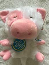 Gloe - Light Up Sleepy Heads - Pig 9 inches Brand New & Tagged