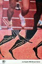 "John Baldessari 1984 Los Angeles Olympic Poster 24"" x 36"" ORIGINAL Pop Art"