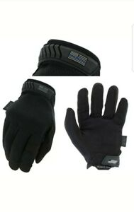 Mechanix Wear Thin Blue Line Covert Tactical Gloves M, l, xl 2xl Black Tacticool