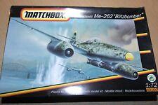 MATCHBOX 1:72 MESSERCHMITT ME-262 BLITZ BOMBER  40100