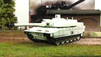 AMX Leclerc French Main Battle Tank 1992 Year 1/72 Scale White Diecast Model