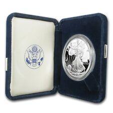 2004-W Silver Eagle Dollar Proof - $1 U.S. Mint 1 oz .999  with Box & COA