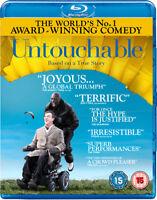 Untouchable Blu-Ray (2013) François Cluzet, Nakache (DIR) cert 15 ***NEW***