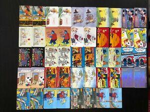 Unikat: Originelles Telefonkarten-Memory (48 Karten) - Comic & Humor- Edition