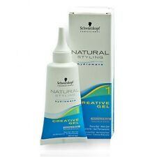 Natural Styling Creative Perm Gel 1 for Normal Hair 50ml by Schwarzkopf