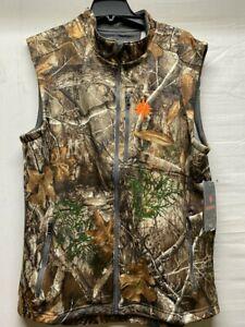 Nomad Fleece Vest XL Realtree Edge Hunt Waterfowl Mallard Duck drake deer avery