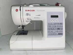 Singer 7285Q Patchwork Quilting Sewing Machine