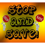 STOP&SAVE