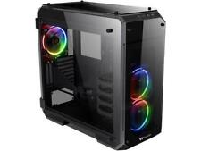 Thermaltake View 71 RGB 4-Sided Tempered Glass Vertical GPU Modular E-ATX Gaming