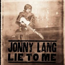 JONNY LANG LIE TO ME CD GOSPEL ROCK BLUES MUSIC NEW