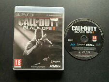 Call of Duty Black Ops II 2 PS3 Play Station 3 PAL Française Fra