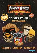 Angry Birds Star Wars Sticker & Poster Activity Annual 2014 by Pedigree Books