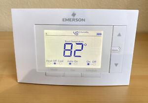Emerson Sensi Wi-Fi Programmable Thermostat 1F86U-42WF Universal Application