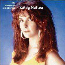 Kathy Mattea - Definitive Collection [New CD] Rmst