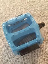NEW Odyssey Twisted BMX Pedals Limited Edition Ocean Blue RARE Sealed Sunday