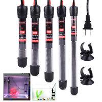 Submersible Water Heater Heating Rod For Aquarium Fish Tank 25 50 100 200 300W