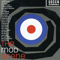 VARIOUS ARTISTS - THE MOD SCENE NEW CD