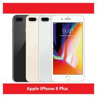Apple iPhone 8 Plus 64GB Gold Gray Silver Unlocked Verizon T-Mobile Smartphone