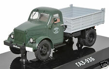 1/43 DIP MODELS 109304 russian GAZ 93 B dump truck 1974 USSR CCCP NIB
